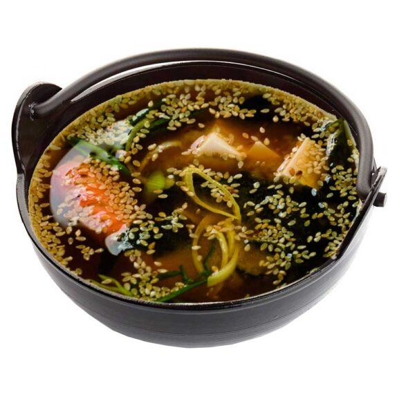 «Мисо суп гребешки» 230 гр. Кафе-бар Черри Одинцово