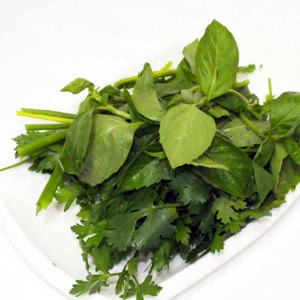 «Тарелка зелени» 70 гр. Кафе-бар Черри Одинцово