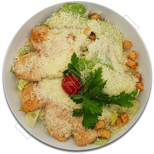 Салат «Цезарь» с курицей 240 гр. Кафе-бар Черри Одинцово