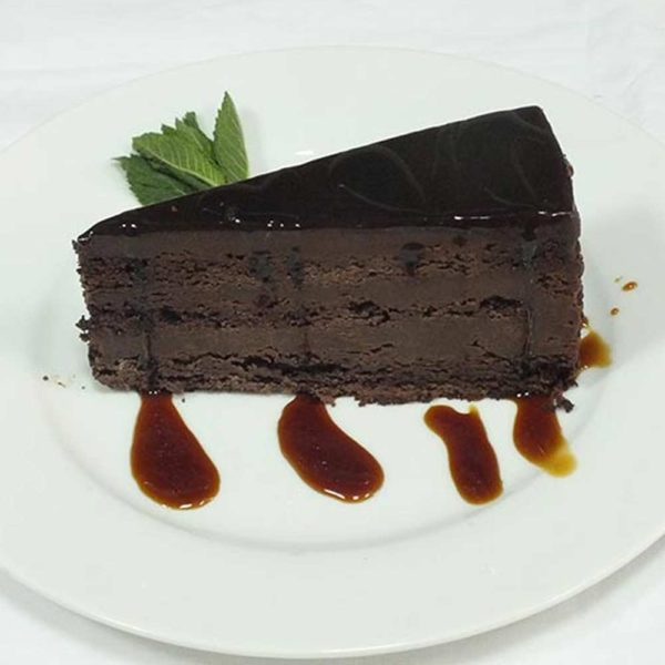 «Чизкейк Шоколадный» 145/12 гр. Кафе-бар Черри Одинцово