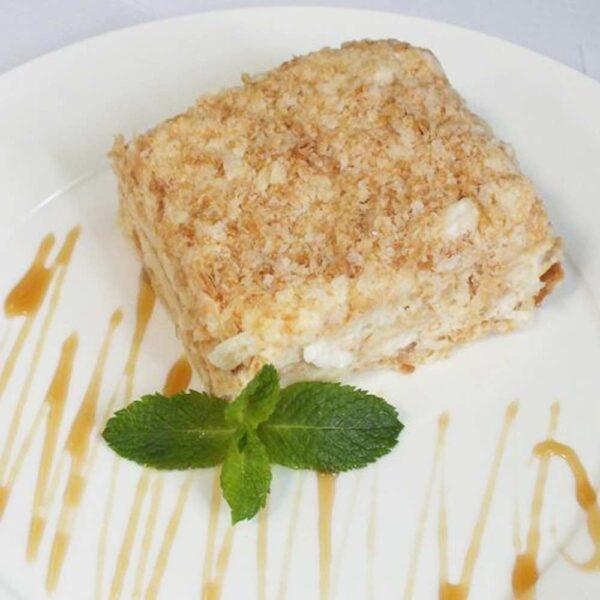 Торт «Наполеон» 150/5 гр. Кафе-бар Черри Одинцово