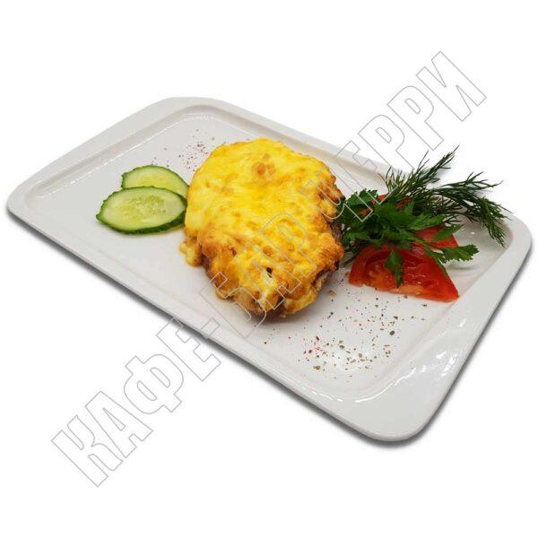 «Мясо по-французски» 250 гр. Кафе-бар Черри Одинцово