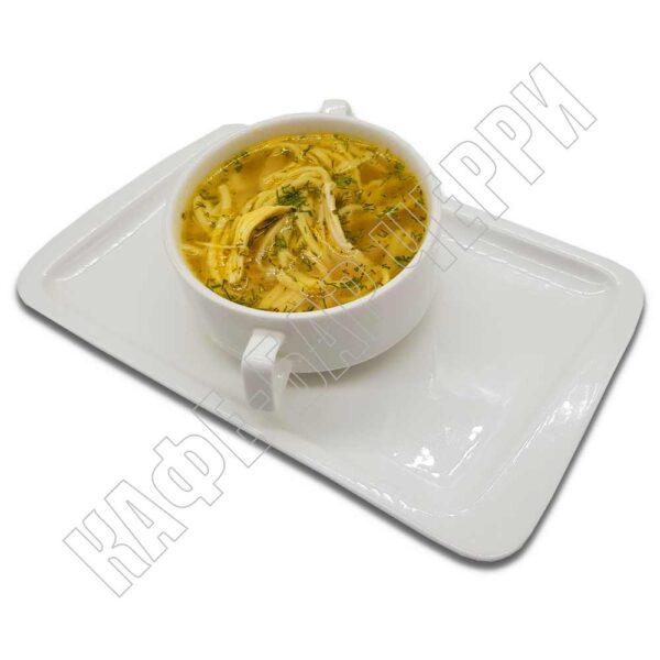 «Суп лапша домашняя с курицей» 270 гр. Кафе-бар Черри Одинцово