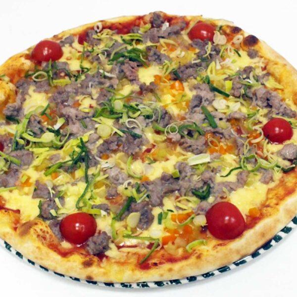 Пицца «Телячья нежность» 590 гр. Кафе-бар Черри Одинцово