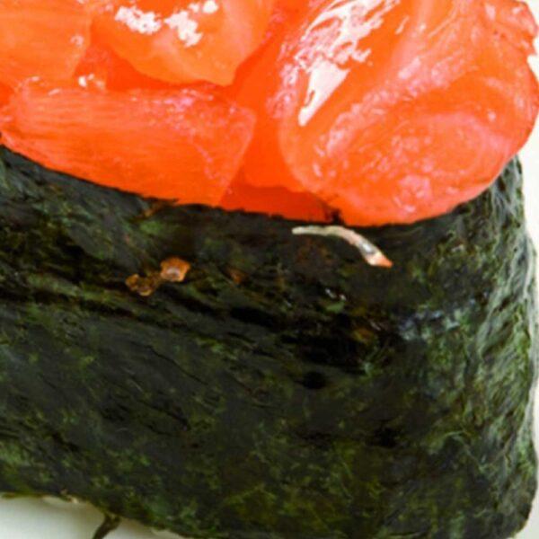Суши «Гункан Спайси Сякэ» 40 гр. в кафе-баре Черри Одинцово