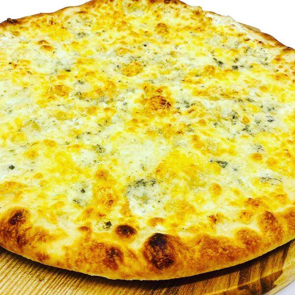 Пицца «Четыре сыра» 480 гр. Кафе-бар Черри Одинцово