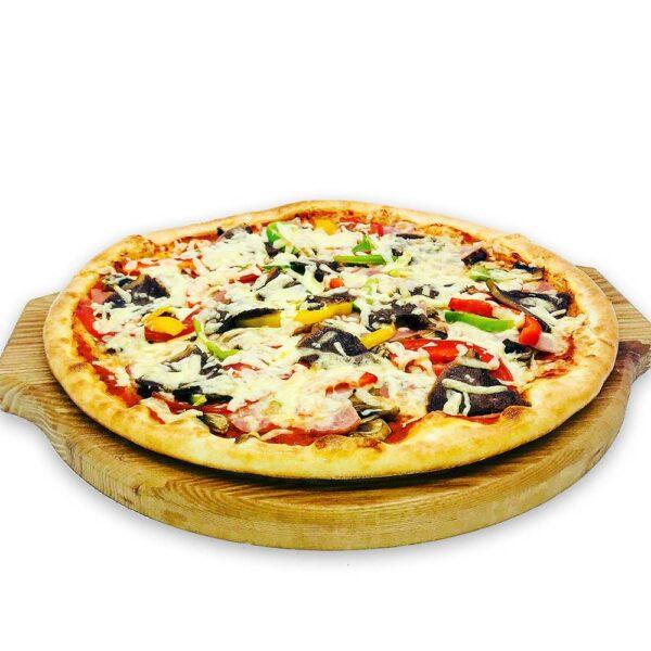 Пицца «Фирменная» 650 гр. Кафе-бар Черри Одинцово