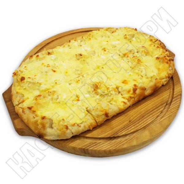 Пицца «Римская Хачапури» в кафе-баре Черри Одинцово