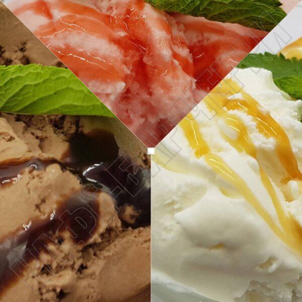 Мороженое в ассортименте в кафе баре Черри Одинцово