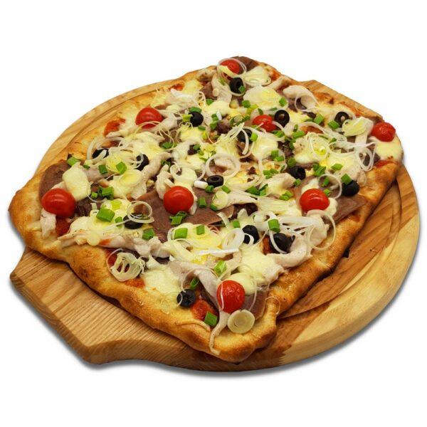 Пицца «Римская Мясная» 540 гр. в кафе-баре Черри Одинцово